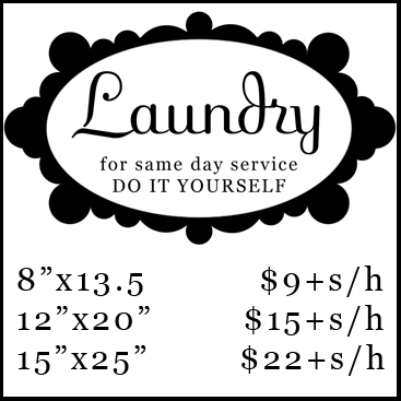 Laundry same day price